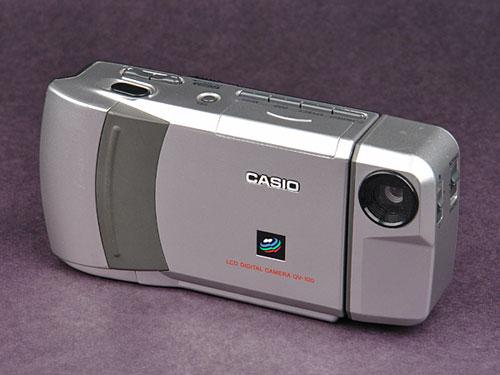 Casio QV 100 video camera