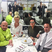 Image 9: Kris Jenner has lunch with Michelin star chefs in