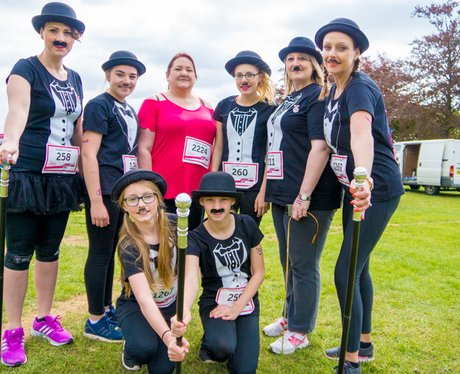 Race for Life Norwich 2016