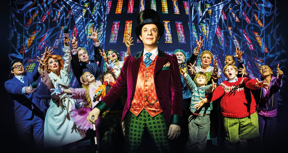 Musicals Charlie And The Chocolate Factory