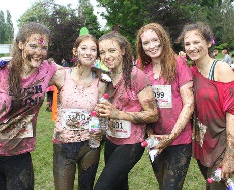 Heart Angels: Royal Tunbridge Wells Pretty Muddy (