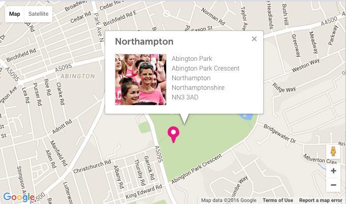 Race For Life Northampton