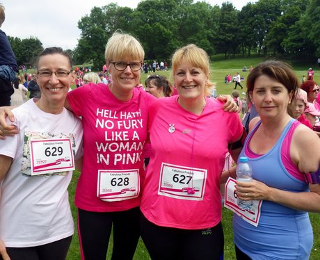 Race For Life 2016 - Welwyn