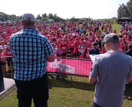 Race For Life Wrexham 2016