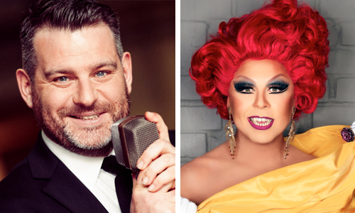 Andy Collins & La Voix