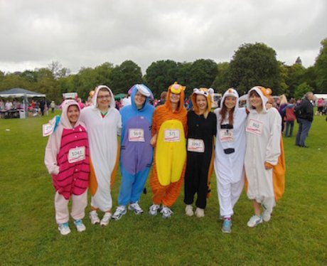 Heart Angels: Bath Race for Life (12.06.16)