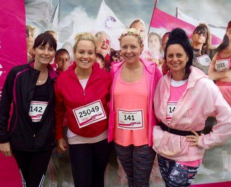 Race for Life 2016 - Milton Keynes