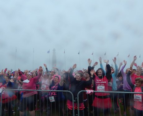 Heart Angels: Plymouth RFL '16 Start/Finish