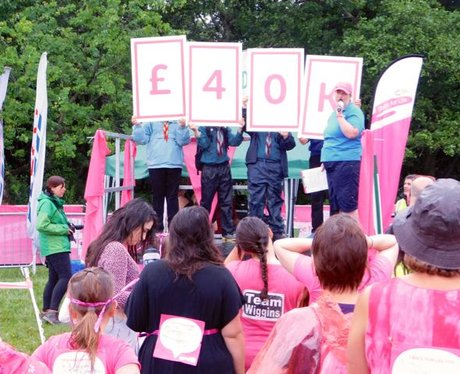 Heart Angels:Haverfordwest Race for life (19.06.16