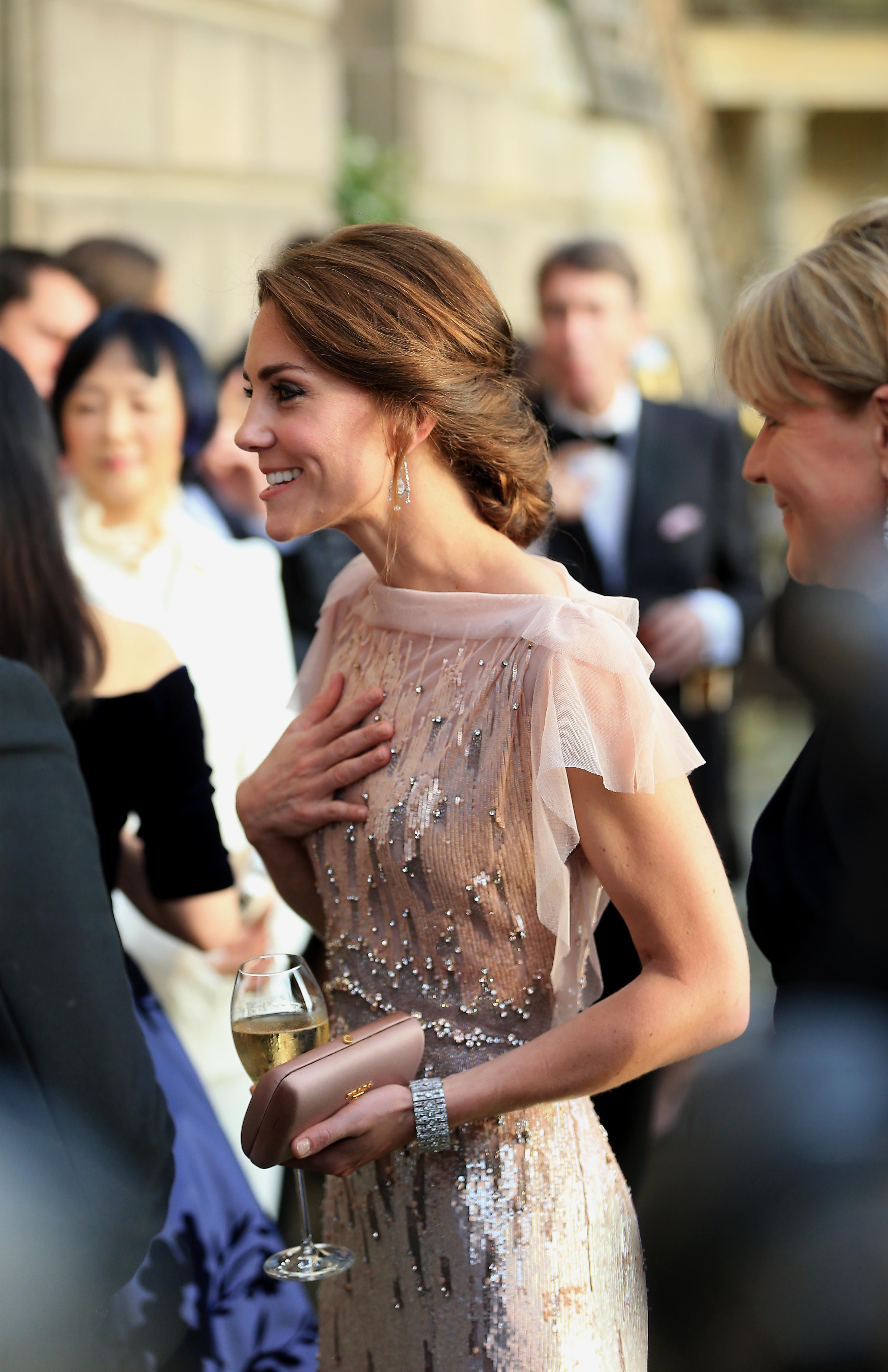 Kate middleton Norfolk fundraiser
