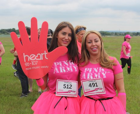 Race for Life: Aintree 2016