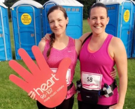 Race for life: Blackburn 2016