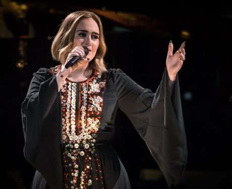 Glastonbury 2016 Saturday - Adele
