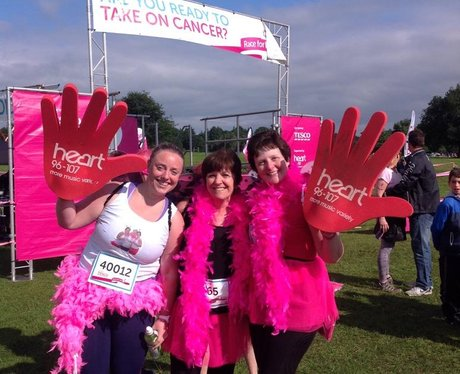 Race for Life: Tatton Park 2016