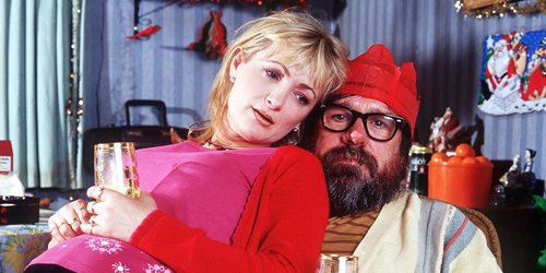 Royal Family Caroline Aherne