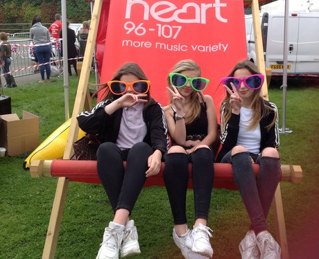 Heart at The Kent County Show - Friday