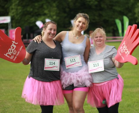 Race for Life: Sefton Park 2016