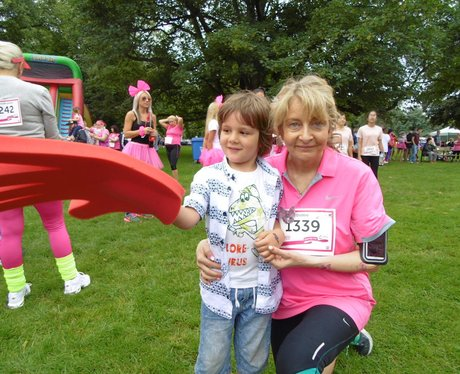 Dudley Race for Life