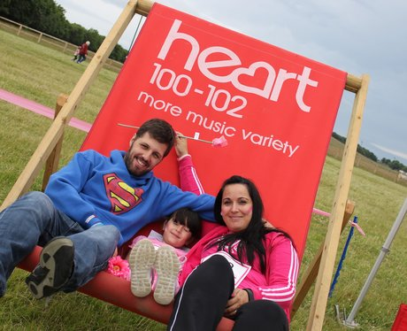 Heart Angels: Race For Life - Newcastle