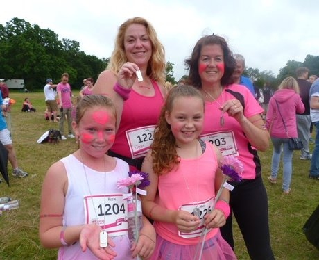 Race for Life Chelmsford 2016