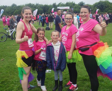 Race for Life Stevenage 2016