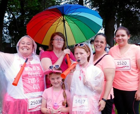 Heart Angels: Swansea Race for Life (24.07.16)