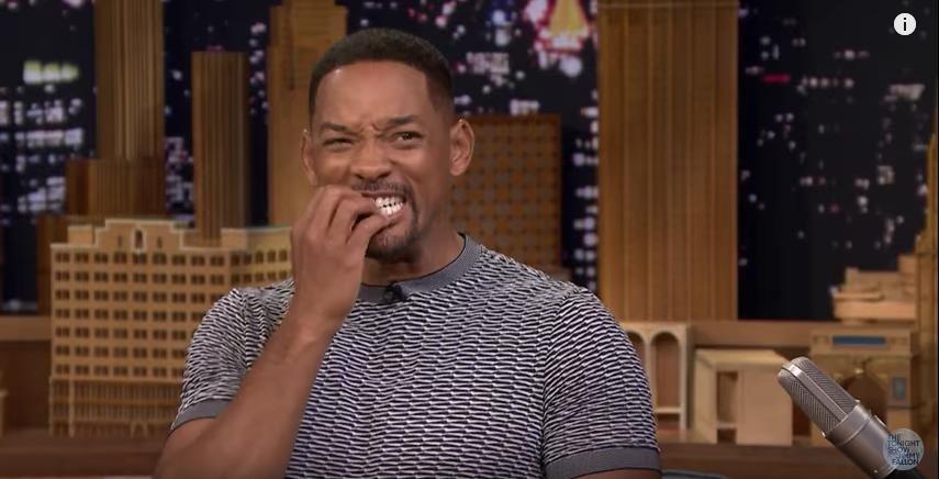 Will Smith Loses It Over Batman