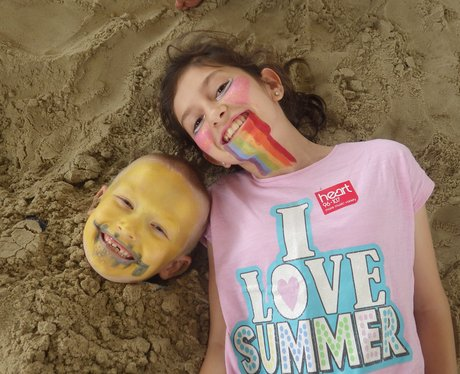 Centre:mk Summer Beach - 2nd Aug 2016