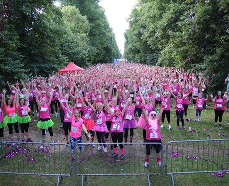 Race for Life Bury St Edmunds 2016