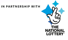 The National Lottery partnership tab