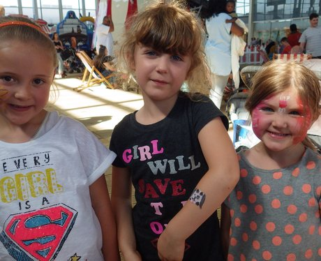 Centre:mk Summer Beach - 12th Aug 2016