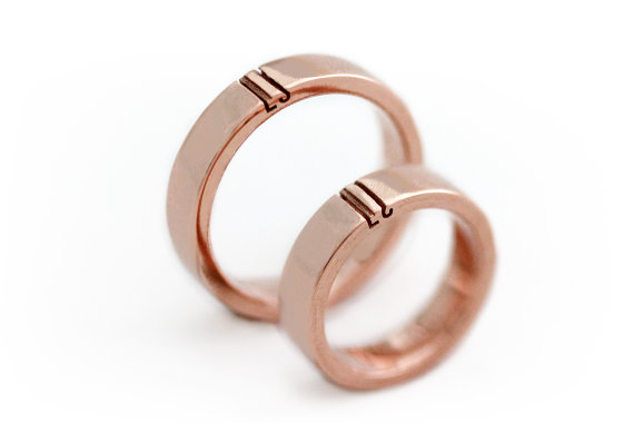 cute easy wedding rings