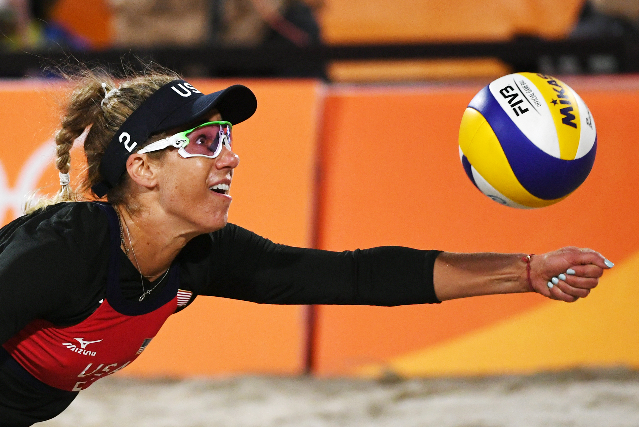 hilarious olympic volleyball faces