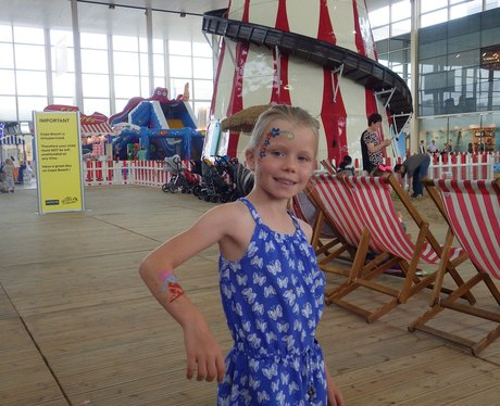 Centre:mk Summer Beach - 13th Aug 2016