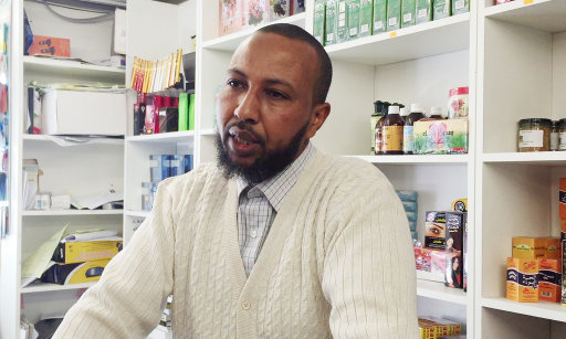 Father of Yuusuf Warsame killed in Sweden grenade