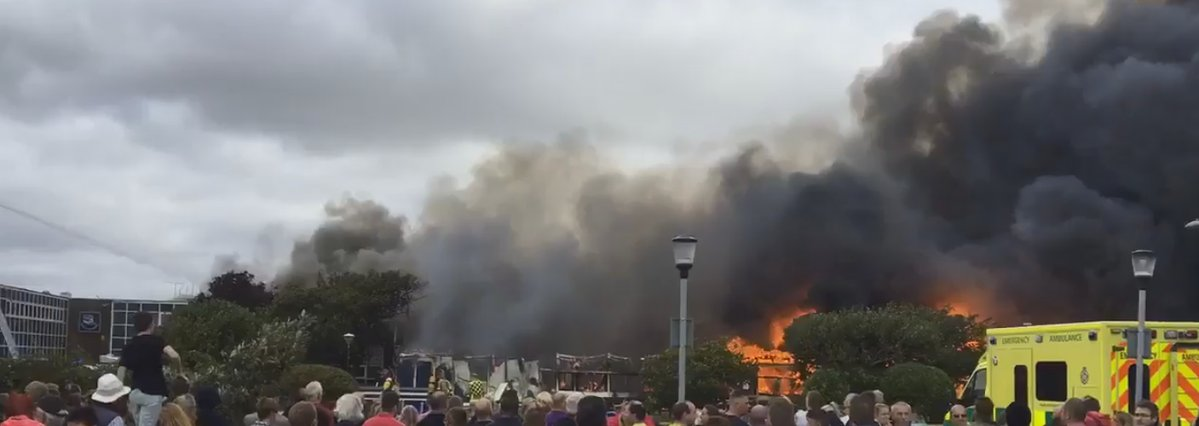 selsey school fire