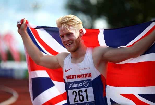 Paralympic Games Rio 2016 Team GB