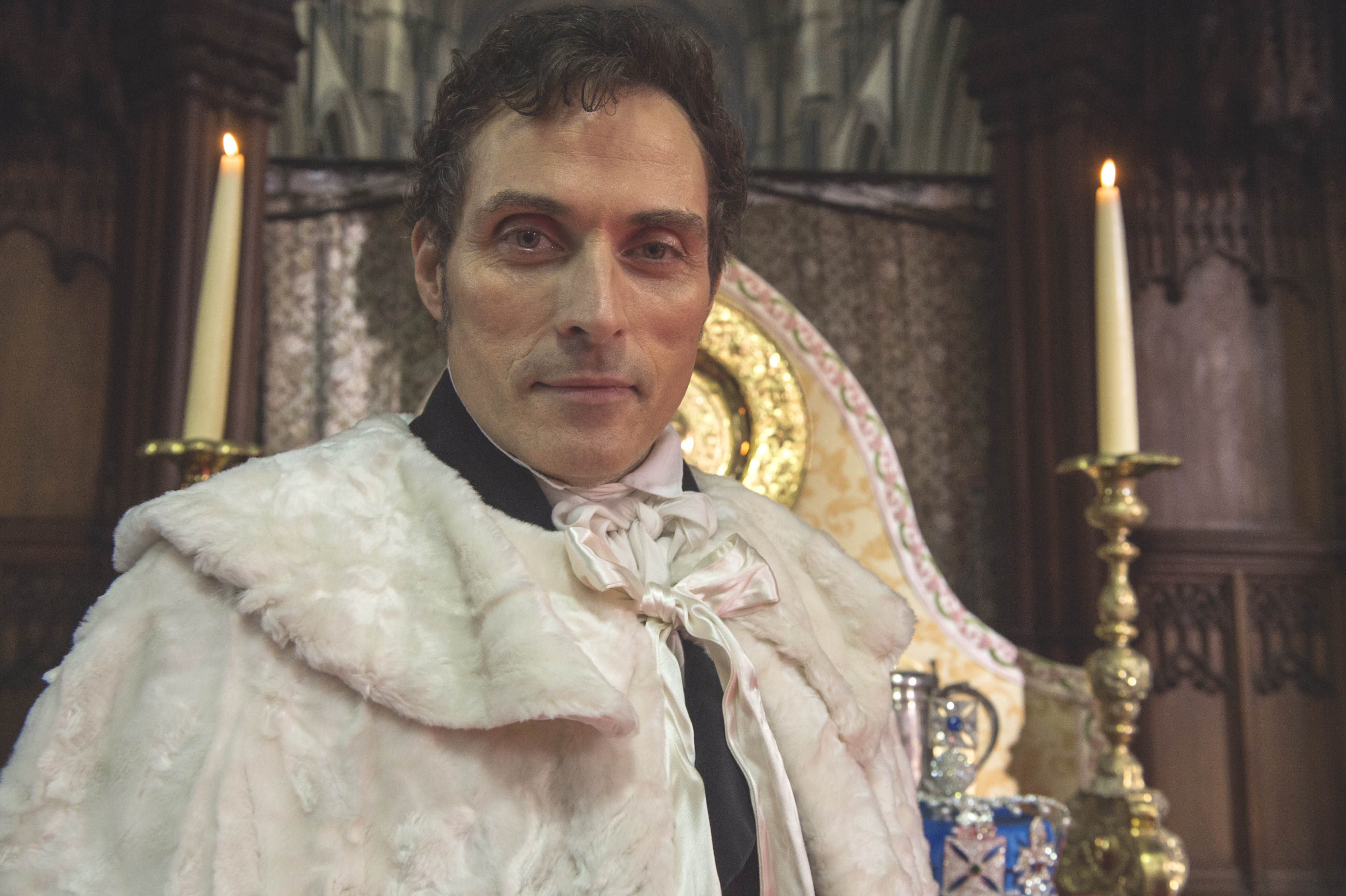 Rufus Sewell in Victoria