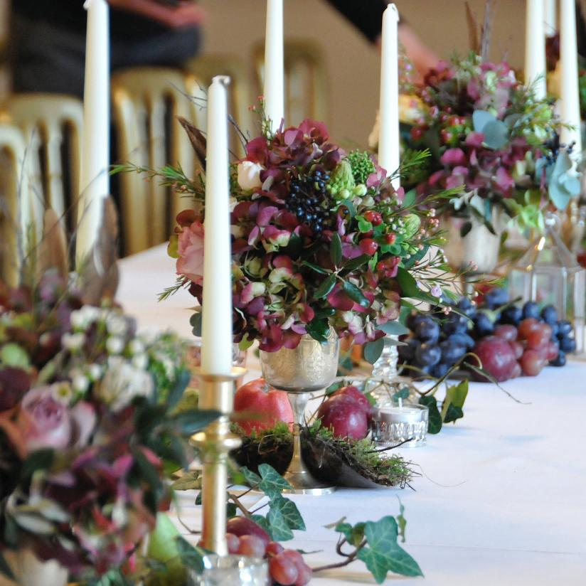 Wedding Flowers Packages Bristol : Bid for your wedding at woodlands castle heart bristol