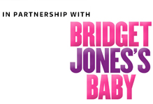 Bridget Jones's Baby promo tab