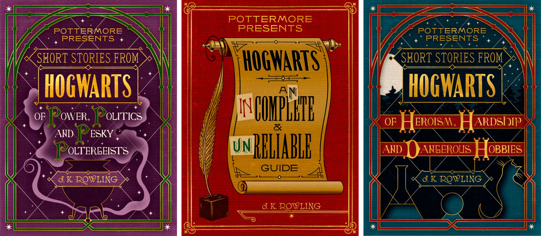 New Harry eBooks
