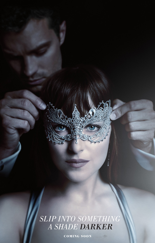 Fifty Shades Darker full poster