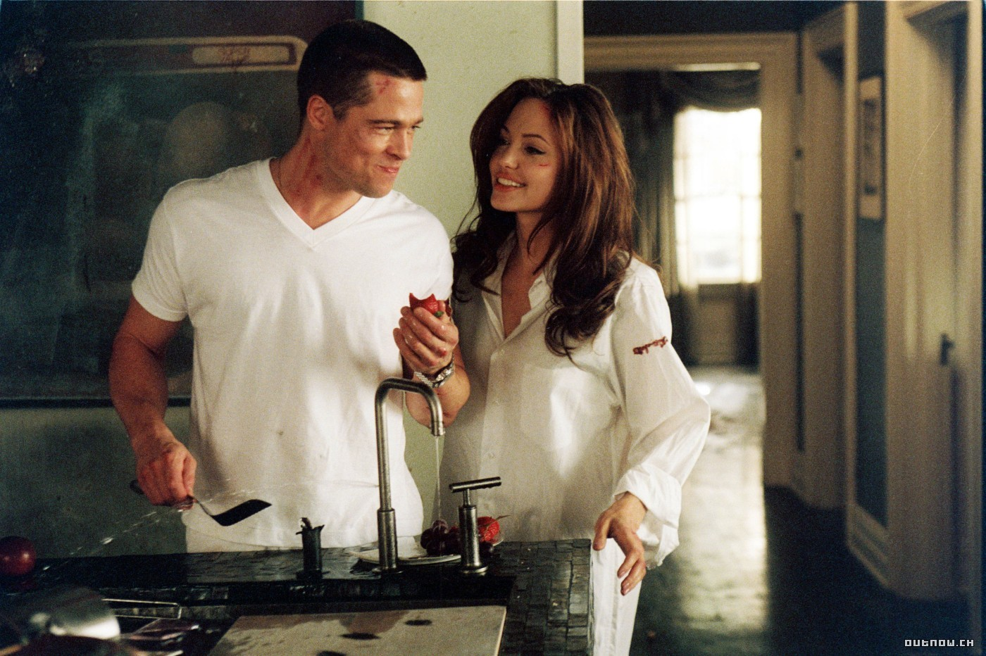 Brad Angelina Mr and Mrs Smith