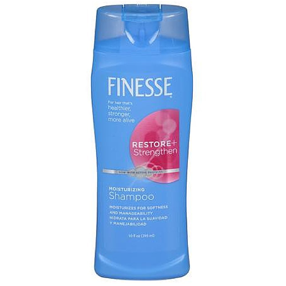 Finesse shampoo bottle