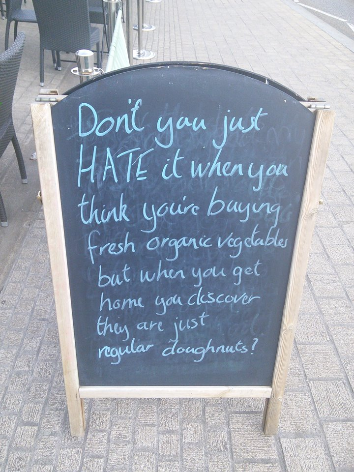 Inversnecky Cafe Sandwich Board Jokes 4
