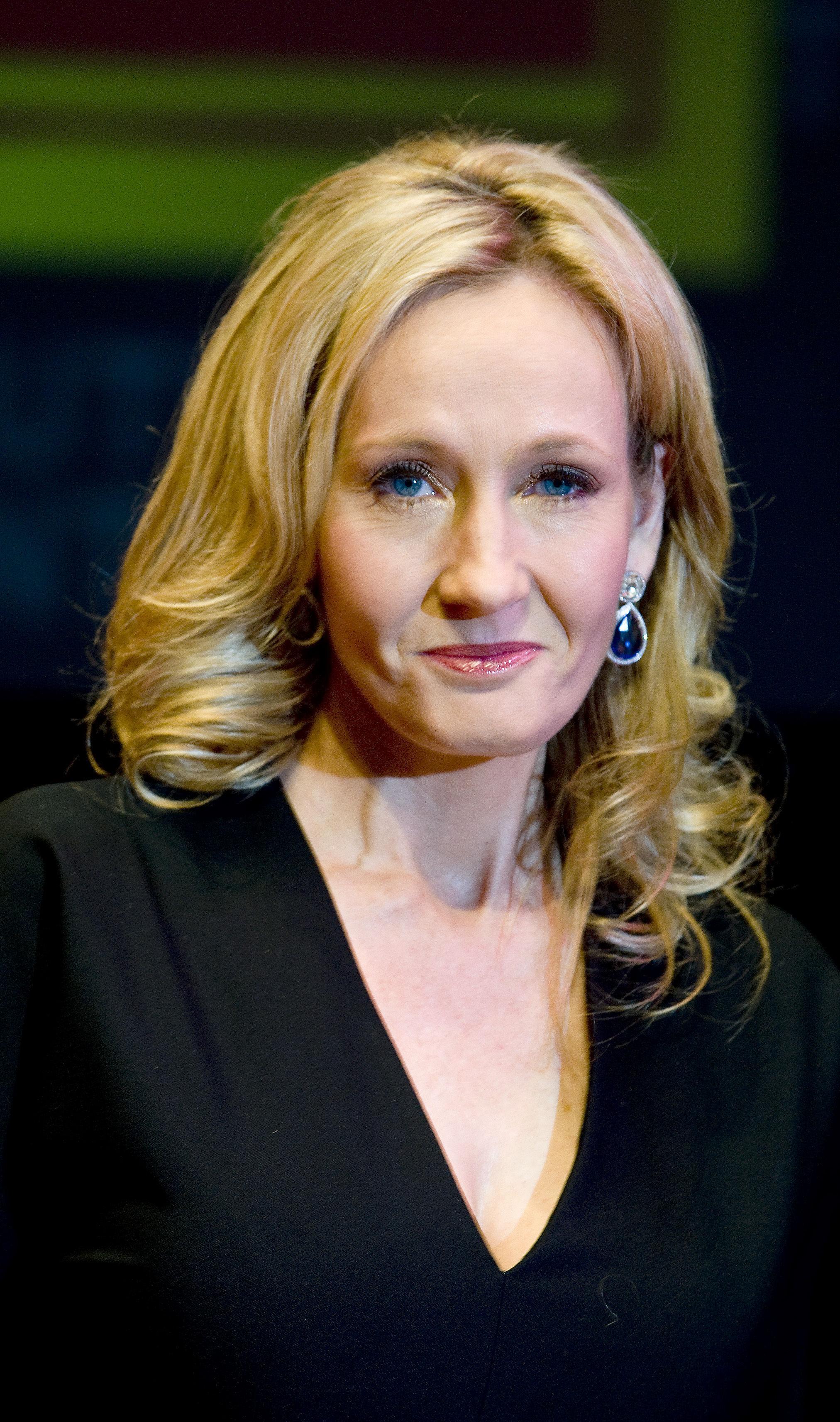 J.K. Rowling 2016