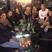 Image 8: Mark Wright family dinner