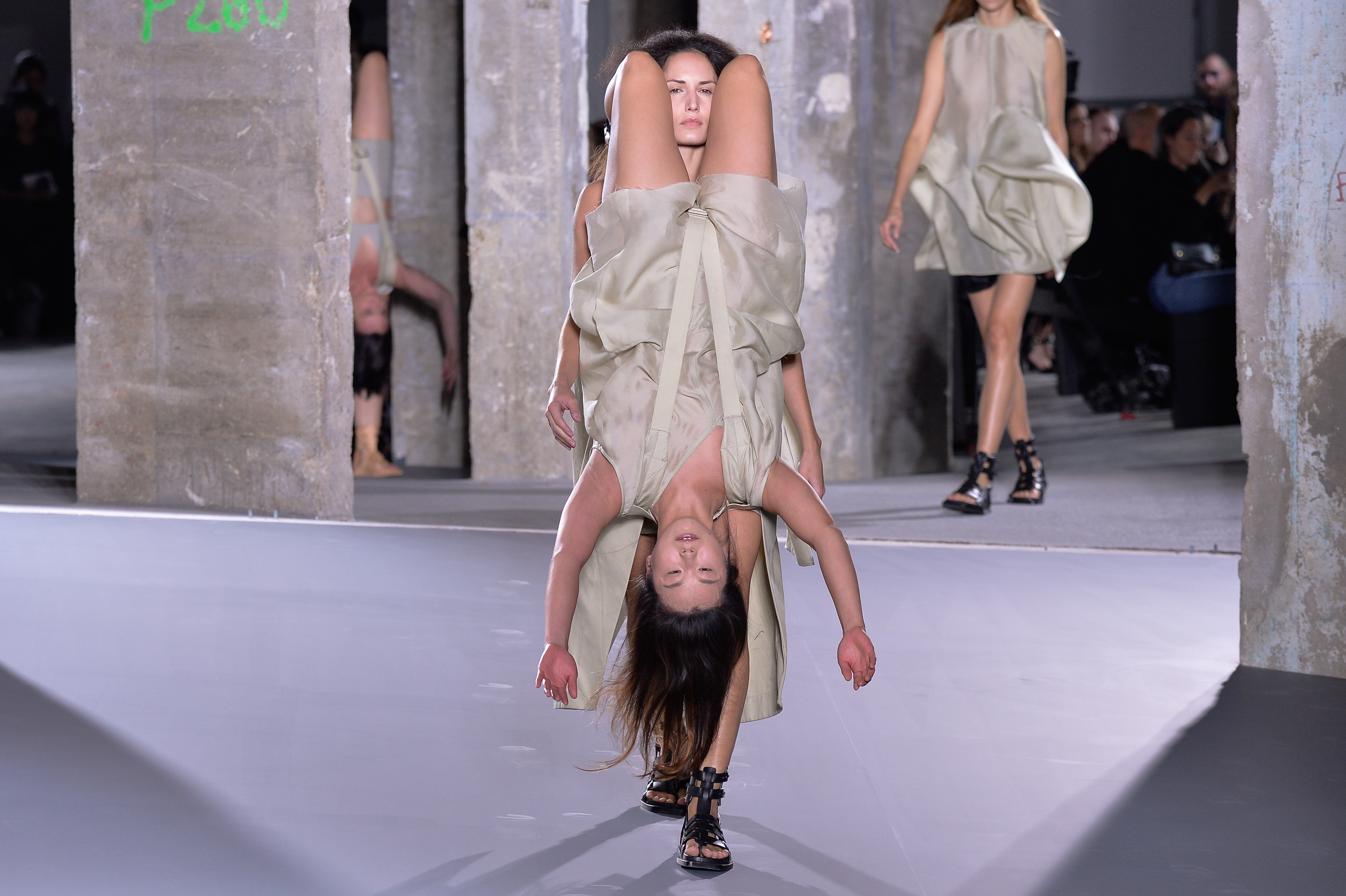 Rick Owens Paris Fashion Week 2016