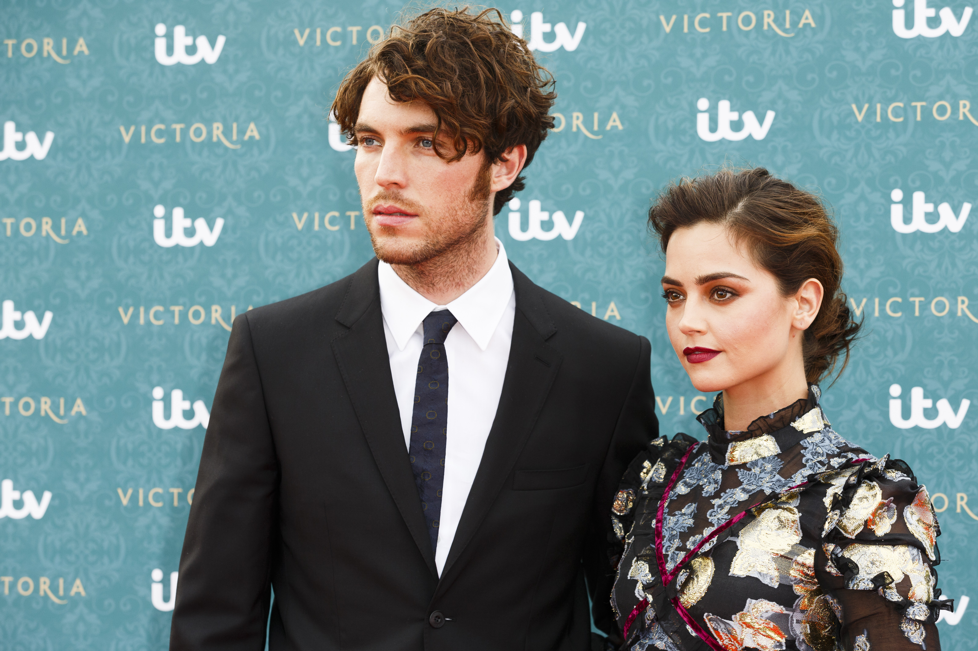Tom Hughes and Jenna Coleman Secretly Dating