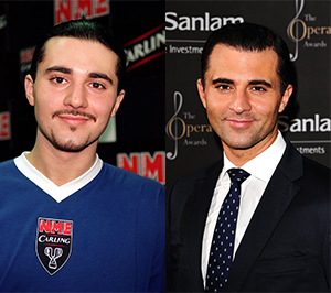 Darius Campbell Now and Then